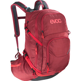 EVOC Explorer Pro fietsrugzak 26L, heather ruby